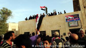 Syrien Armee nimmt Dumair ein