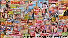 Zeitschriften Cover Sammlung