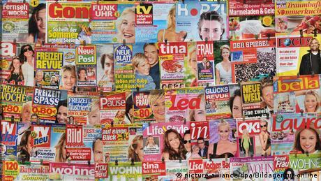 Magazines (picture-alliance/dpa/Bildagentur-online)