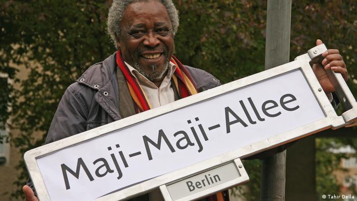 Berlin Umbenennung von Straße