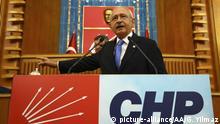 Türkei CHP-Partei Treffen in Ankara