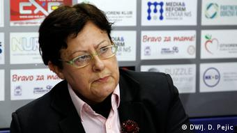 Dr. Zorica Mrsevic