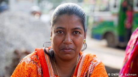 Bangladesch Arbeiter (DW/M. M. Rahman )