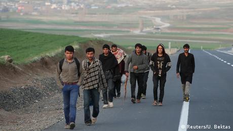 Αφγανοί ζητούν καταφύγιο στην Τουρκία