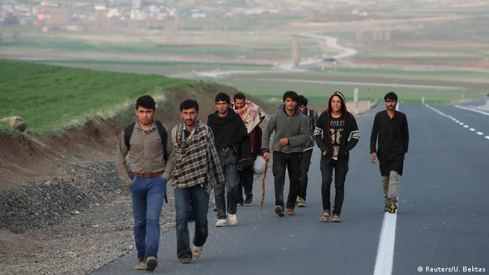Πρόσφυγες Αφγανιστάν