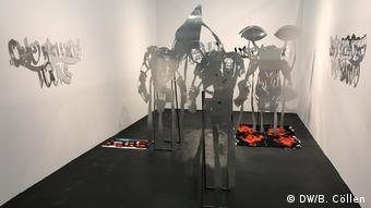 To έργο για το οποίο βραβεύθηκε η Λητώ Κάττου το 2018 και πραγματοποίησε το 2019 την έκθεση στην Arthothek
