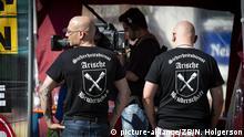 Deutschland Festival Schild und Schwert in Ostritz