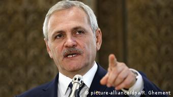 Rumänien PSD-Vorsitzender Liviu Dragnea