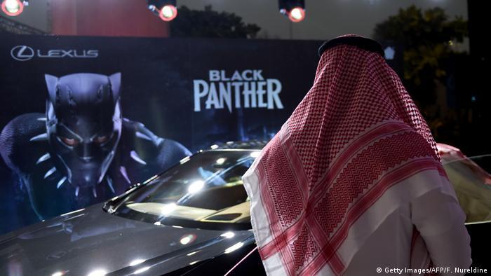 فيلم النمر الأسود أول فيلم يعرض بعد حظر دام 35 عاما