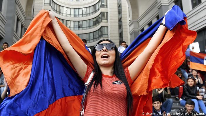 В Брюсселе обеспокоены ситацией в Армении