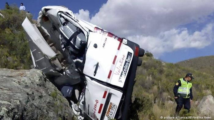 Peru Bus Crash