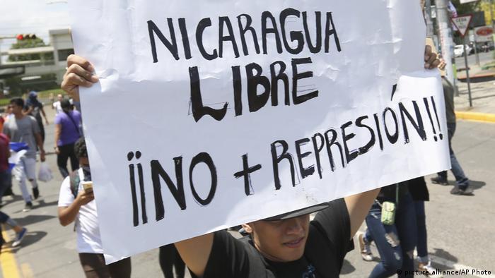 Resultado de imagen para Ataque de fuerzas de Ortega en Managua deja cinco muertos, incluido un bebé