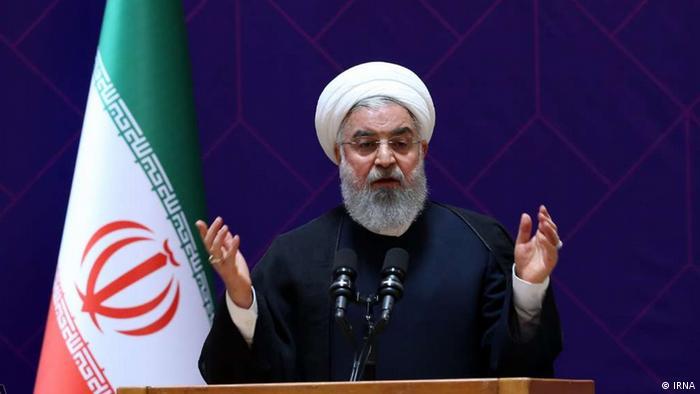 Iran - Hassan Rohani (IRNA)