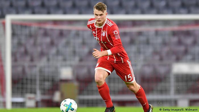 Bayern Muenchen Lars Lukas Mai (Getty Images/S. Widmann)