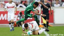 Fussball 1. Bundesliga / 31. Spieltag / Hamburger SV - SC Freiburg