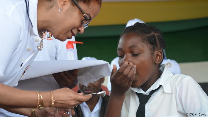 Mosambik Niassa - Impfkampaqne