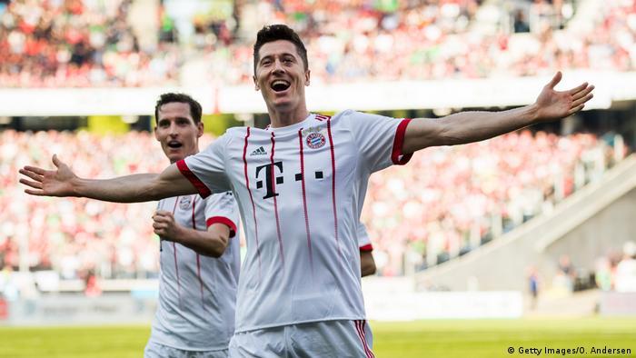 Bayern goleó al Hannover de Albornoz y ya piensa en el Madrid