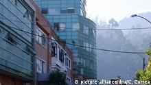 Explosion in einem deutschen Sanatorium in Chile (picture-alliance/dpa/C. Correa)