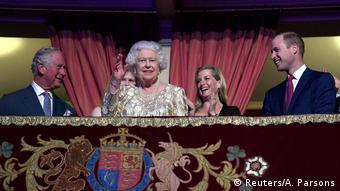 Geburtstagskonzert für Elisabeth II.