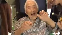 +++ Achtung: Nur zur aktuellen Berichterstattung verwenden! +++ Nabi Tajima, world's oldest person dies in Japan at 117