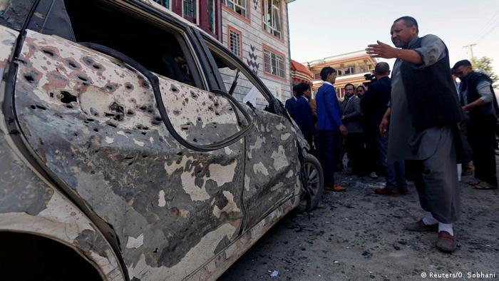 IŞİD Afganistan'da katliam yaptı: 57 ölü
