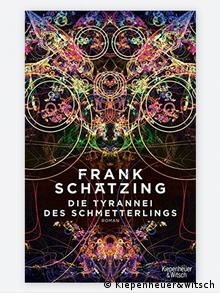 Frank Schätzing book cover for The Tyranny of the Butterfl