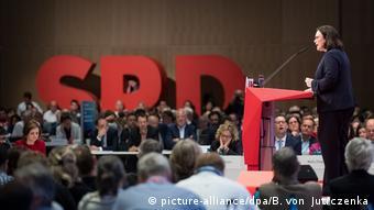 Το συνέδριο του SPD θα κρίνει τη συνέχιση ή όχι του μεγάλου συνασπισμού