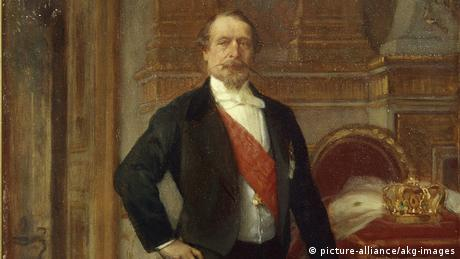 Napoleon III. Gemälde (picture-alliance/akg-images)