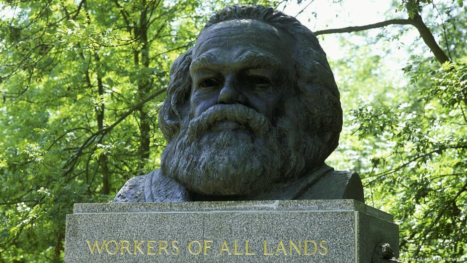UK Grabmal von Karl Marx in London