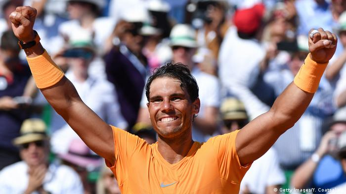 Rafael Nadal Monte Carlo Tennis (Getty Images/Y. Coatsaliou)