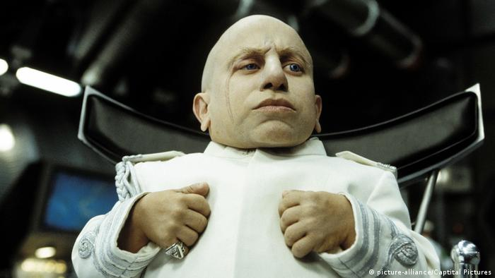 Still from Austin Powers in Goldmember   Verne Troyer