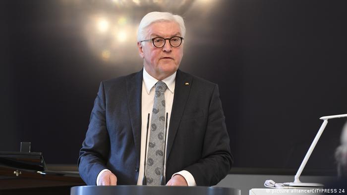 Presidente alemão, Frank-Walter Steinmeier