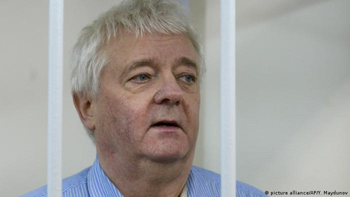 Обвиняемый в России норвежец Фруде Берг