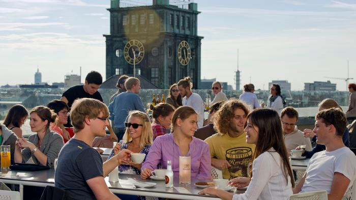 Башня Тирша - символ Мюнхенского технического университета