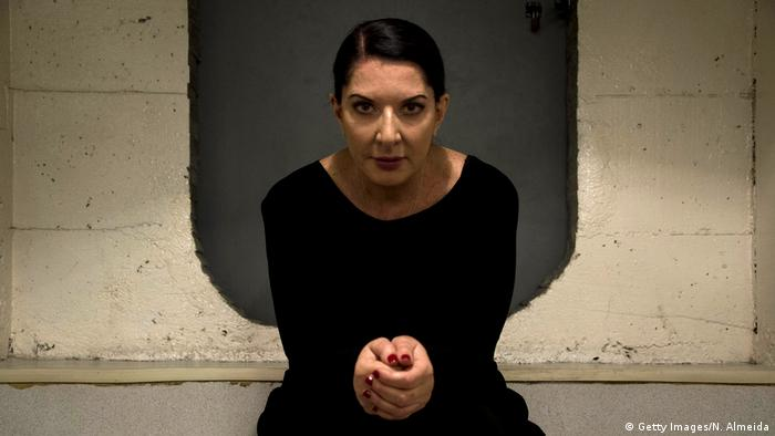 Marina Abramovic (Getty Images/N. Almeida)