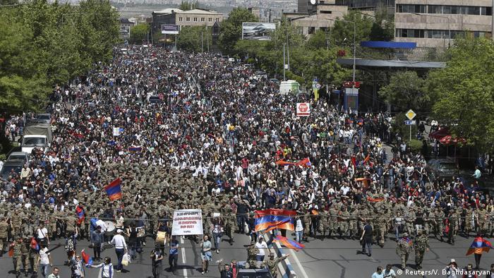 Armenia protests