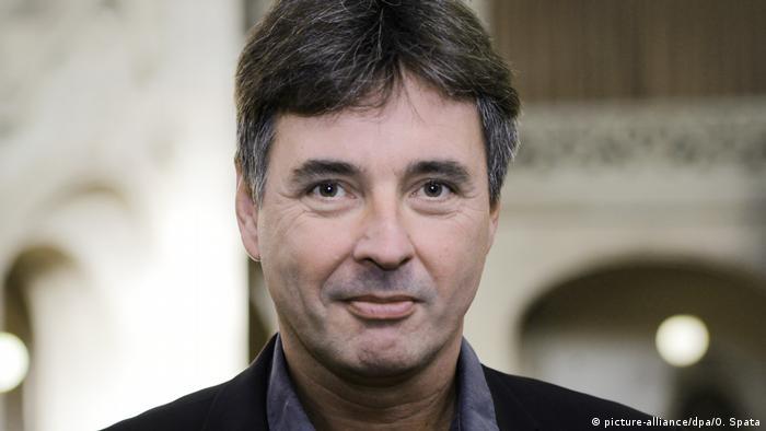 Ralph Knispel, od trzech dziesięcioleciu w służbie wymiaru sprawiedliwości w Berlinie