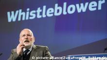 EU to expand whistleblower protection