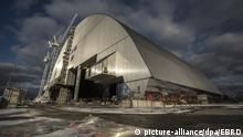 Ukraine Tschernobyl Reaktorruine