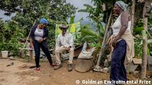 The Goldman Environmental Foundation - Gewinnre für den Goldman Environmental Prize 2018