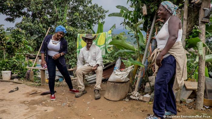 The Goldman Environmental Foundation - Gewinnre für den Goldman Environmental Prize 2018