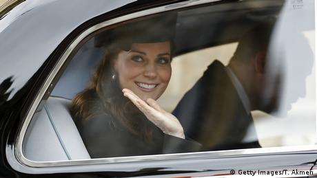 Британська герцогиня Кейт народила третю дитину - хлопчика