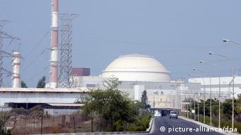 Iranische Atomanlage Buschehr (picture-alliance/dpa)