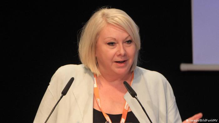 Депутат бундестага Карин Штренц