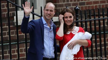 Новий британський принц: у Кейт і Вільяма з'явилася третя дитина