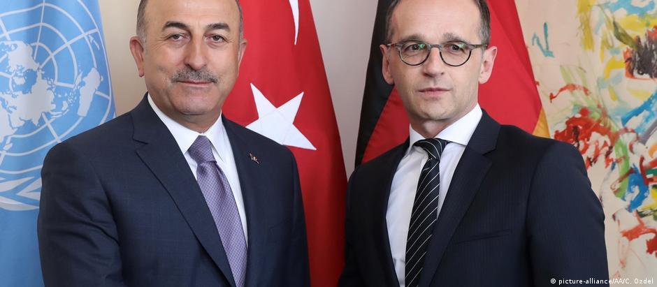 Διήμερη επίσκεψη του γερμανού ΥΠΕΞ στην Τουρκία