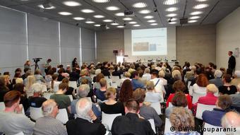 Η εκδήλωση παρουσίασης του νέου διαδικτυακού αρχείου με μαρτυρίες από τη γερμανική κατοχή στην Ελλάδα