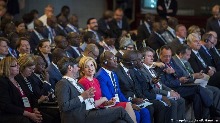 Deutschland Weltkakaokonferenz (Foto: Imago/photothek/F. Gaertner)