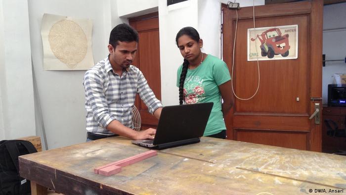New Delhi Indien Makers Asylum