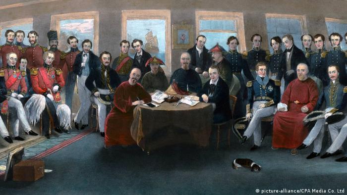 Vertrag von Nanking